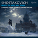 'Shostakovich: Music for viola and piano' (CDA67865)