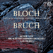 Cover of 'Bruch: Kol Nidrei; Bloch: Schelomo & Voice in the Wilderness' (CDA67910)