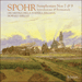 Cover of 'Spohr: Symphonies Nos 7 & 9' (CDA67939)