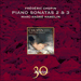 Cover of 'Chopin: Piano Sonatas Nos 2 & 3' (CDA30006)