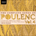 'Poulenc: The Complete Songs, Vol. 4' (SIGCD323)