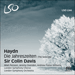 'Haydn: The seasons' (LSO0708)