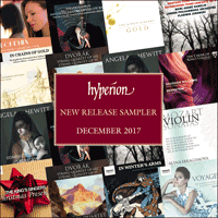 HYP201712 - Hyperion monthly sampler - December 2017