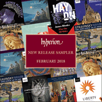 HYP201802 - Hyperion monthly sampler - February 2018