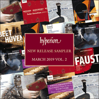 HYP201903B - Hyperion sampler - March 2019 Vol. 2