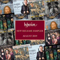 HYP201908 - Hyperion sampler - August 2019