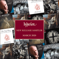 HYP202003A - Hyperion sampler - March 2020
