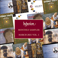 HYP202103A - Hyperion sampler - March 2021 Vol. 1