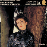 CDJ33003 - Schubert: The Hyperion Schubert Edition, Vol. 3 - Ann Murray