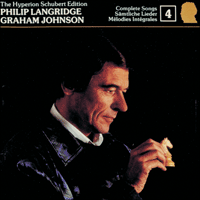 CDJ33004 - Schubert: The Hyperion Schubert Edition, Vol. 4 - Philip Langridge