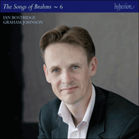 CDJ33126 - Brahms: The Complete Songs, Vol. 6 - Ian Bostridge