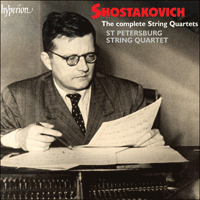 CDS44091/6 - Shostakovich: The Complete String Quartets