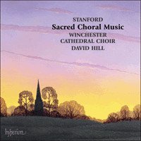 CDS44311/3 - Stanford: Sacred Choral Music