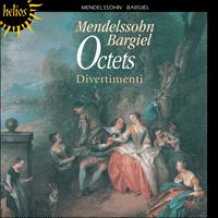 Mendelssohn & Bargiel: Octets - CDH55043 - Hyperion Records