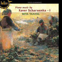 CDH55131 - Scharwenka: Piano Music, Vol. 1
