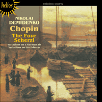 CDH55181 - Chopin: The Four Scherzi
