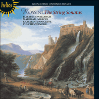 CDH55200 - Rossini: The String Sonatas