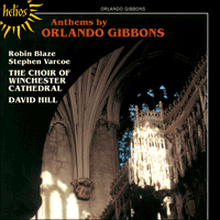 CDH55228 - Gibbons: Anthems