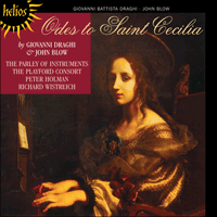 CDH55257 - Blow & Draghi: Odes for St Cecilia