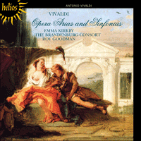 CDH55279 - Vivaldi: Opera Arias and Sinfonias