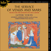 CDH55290 - The Service of Venus and Mars