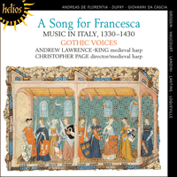 CDH55291 - A Song for Francesca