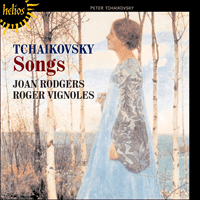 CDH55331 - Tchaikovsky: Songs