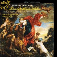 Handel: Heroic Arias - CDH55370 - George Frideric Handel (1685-1759 ...