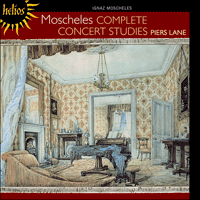 CDH55387 - Moscheles: Complete Concert Studies