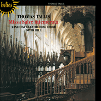 CDH55400 - Tallis: Missa Salve intemerata