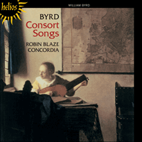 CDH55429 - Byrd: Consort Songs