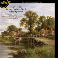 CDH55434 - Stanford: Piano Quintet & String Quintet No 1