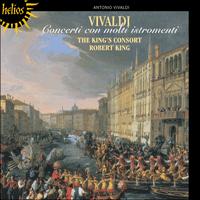 Vivaldi: Concerti con molti istromenti - CDH55439 - Antonio