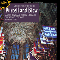 CDH55447 - Purcell & Blow: Countertenor duets