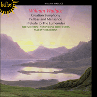 CDH55465 - Wallace: Creation Symphony & other orchestral works