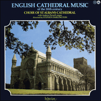 A66018 - English Cathedral Music of the 20th Century