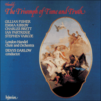 CDA66071/2 - Handel: The Triumph of Time and Truth