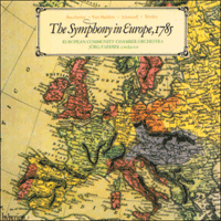 CDA66156 - The Symphony in Europe, 1785