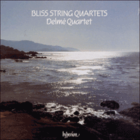 CDA66178 - Bliss: String Quartets