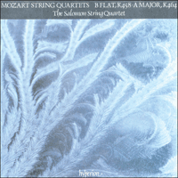 CDA66234 - Mozart: String Quartets, Vol. 3