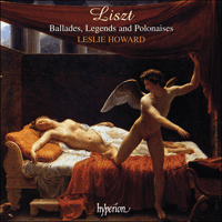 CDA66301 - Liszt: The complete music for solo piano, Vol. 2 - Ballades, Legends & Polonaises