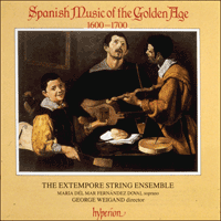 CDA66327 - Spanish Music of the Golden Age, 1600-1700