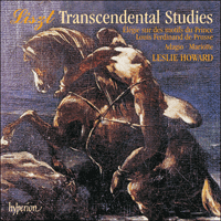 CDA66357 - Liszt: The complete music for solo piano, Vol. 4 - Transcendental Studies