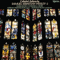 CDA66469 - Wesley (SS): Anthems, Vol. 2