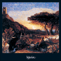 CDA66569 - Vaughan Williams: The shepherds of the delectable mountains & other works