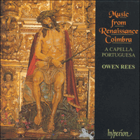CDA66735 - Music from Renaissance Coimbra