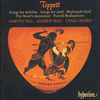 CDA66749 - Tippett: Songs