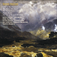 CDA66815 - MacCunn: Land of the mountain and the flood & other orchestral works