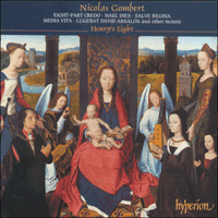 CDA66828 - Gombert: Credo & other sacred music