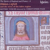 CDA66857 - The Spirits of England & France, Vol. 4
